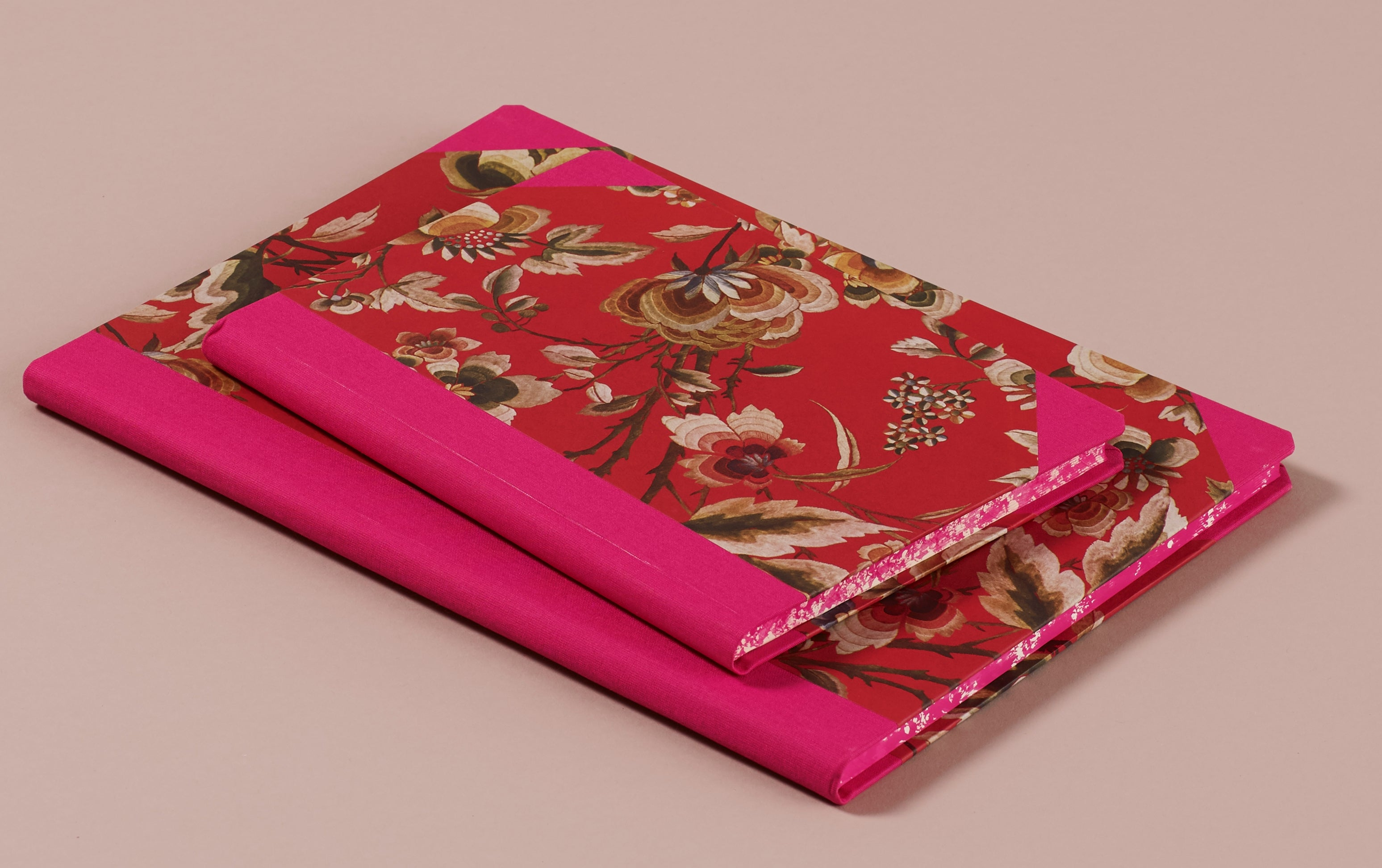 "Hardback ""Composition Ledger"" Notebook, Brocade"