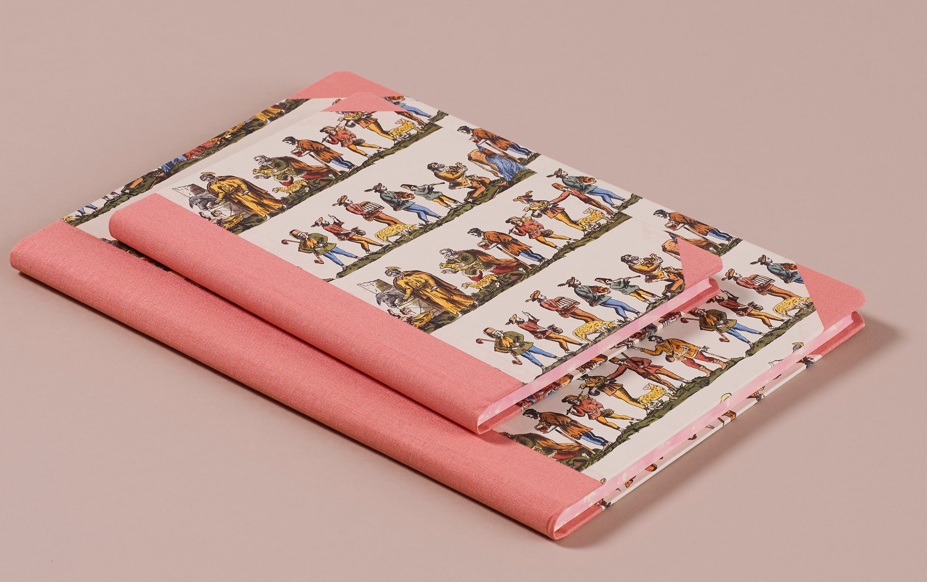 "Hardback ""Composition Ledger"" Notebook, Parade"