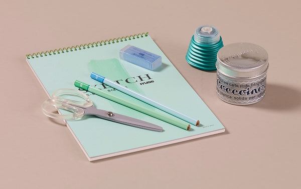 The Minty Sketching Set, ages 7+ (to 99)