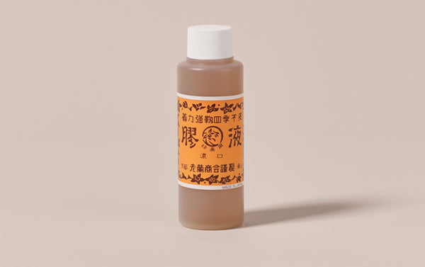 Natural Nikawa Concentrate Japanese Binder Glue for Pigments