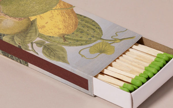 John Derian Allotment Decorative Box of Matches