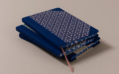 Choosing Keeping Hardback Weekly 2020 Diary, Navy