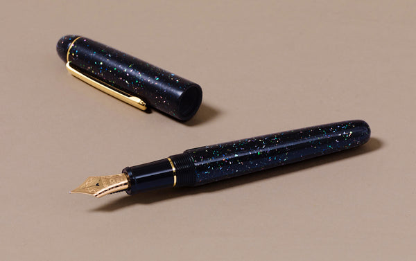 Platinum Ginga Maki-e Fountain Pen