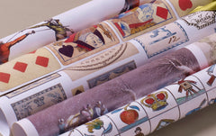 Georgian Decoupage and Wrapping Paper, Motif 1