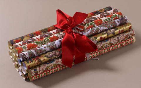 Gigantic Christmas Wrapping Bundle