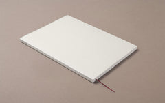 White MD A4 Notebook