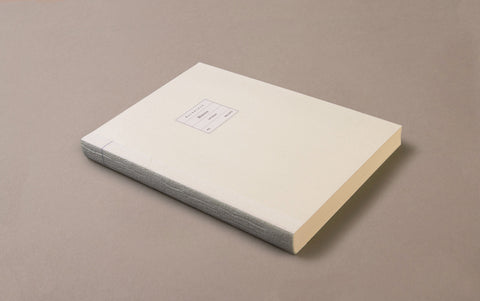 White Block A5 Notebook