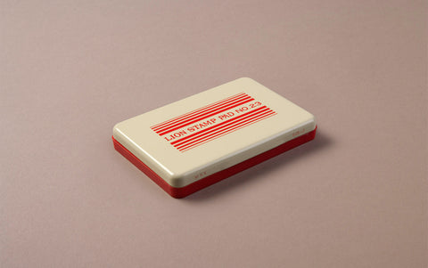 Red Ink Stamp Pad
