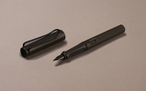 Black Lamy Safari Fountain Pen