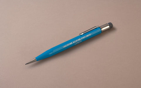 Turquoise Choosing Keeping 1.1mm Mechanical Pencil
