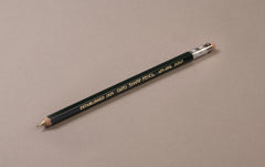 Green Ohto Japanese wooden barrel mechanical pencil