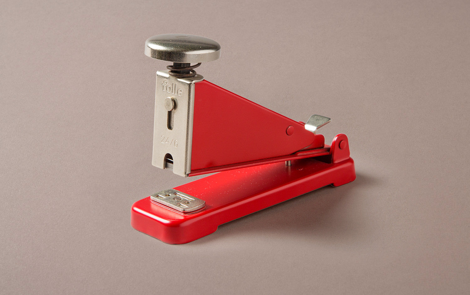 Desktop Red Folle Classic Stapler
