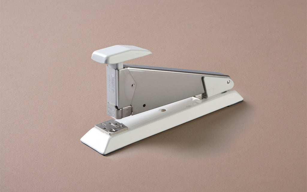 Desktop White Swedish Stapler