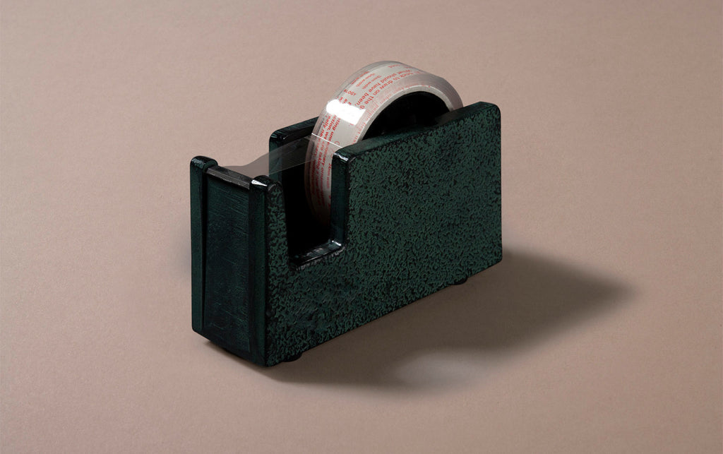 Desktop Cast Iron Single Tape Dispenser
