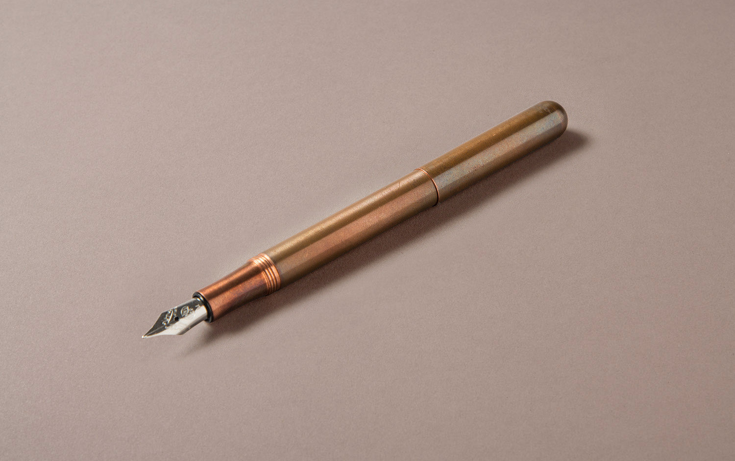 Copper Kaweco Liliput Fountain Pen