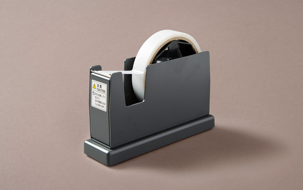 Desktop Grey Single Tape Dispenser