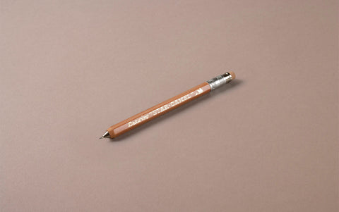 Natural Japanese crossword wooden mechanical pencil