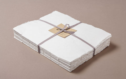 Choosing Keeping Large Handmade White Wedding Guest Album