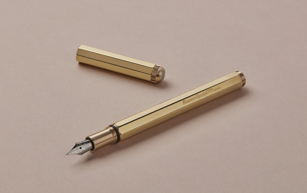 Kaweco Brass Special Fountain Pen