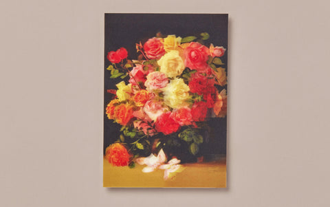 3D Postcard, Bouquet