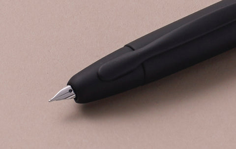 "1964 Capless ""Vanishing Point"" Fountain Pen, Matte Black"