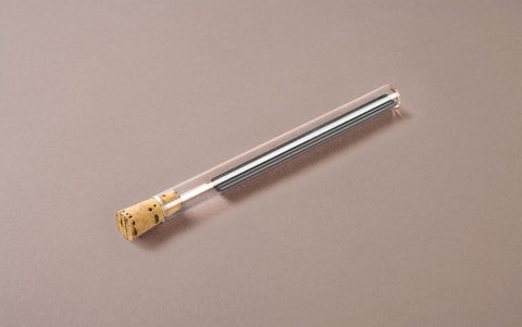 12 0.7mm Leads In Glass Vial