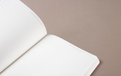 Grid Diary 'Bible Paper' Notebook