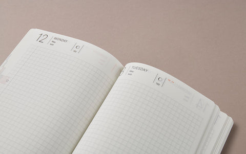 Arts & Science Hobonichi planner 2019 daily diary