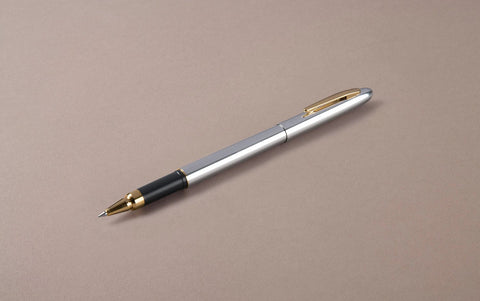 Extra Smooth Silver Ceramic Rollerball Pen