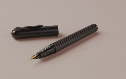 Matte Black Lamy Imporium Fountain Pen