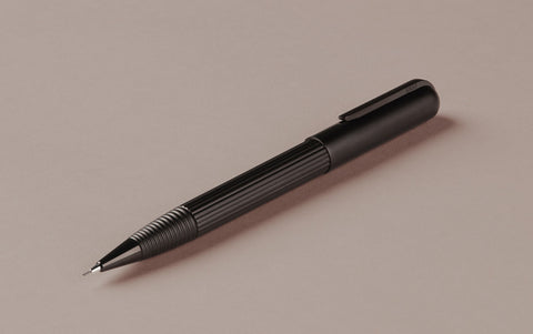 Black Lamy Imporium 07.mm Mechanical Pencil
