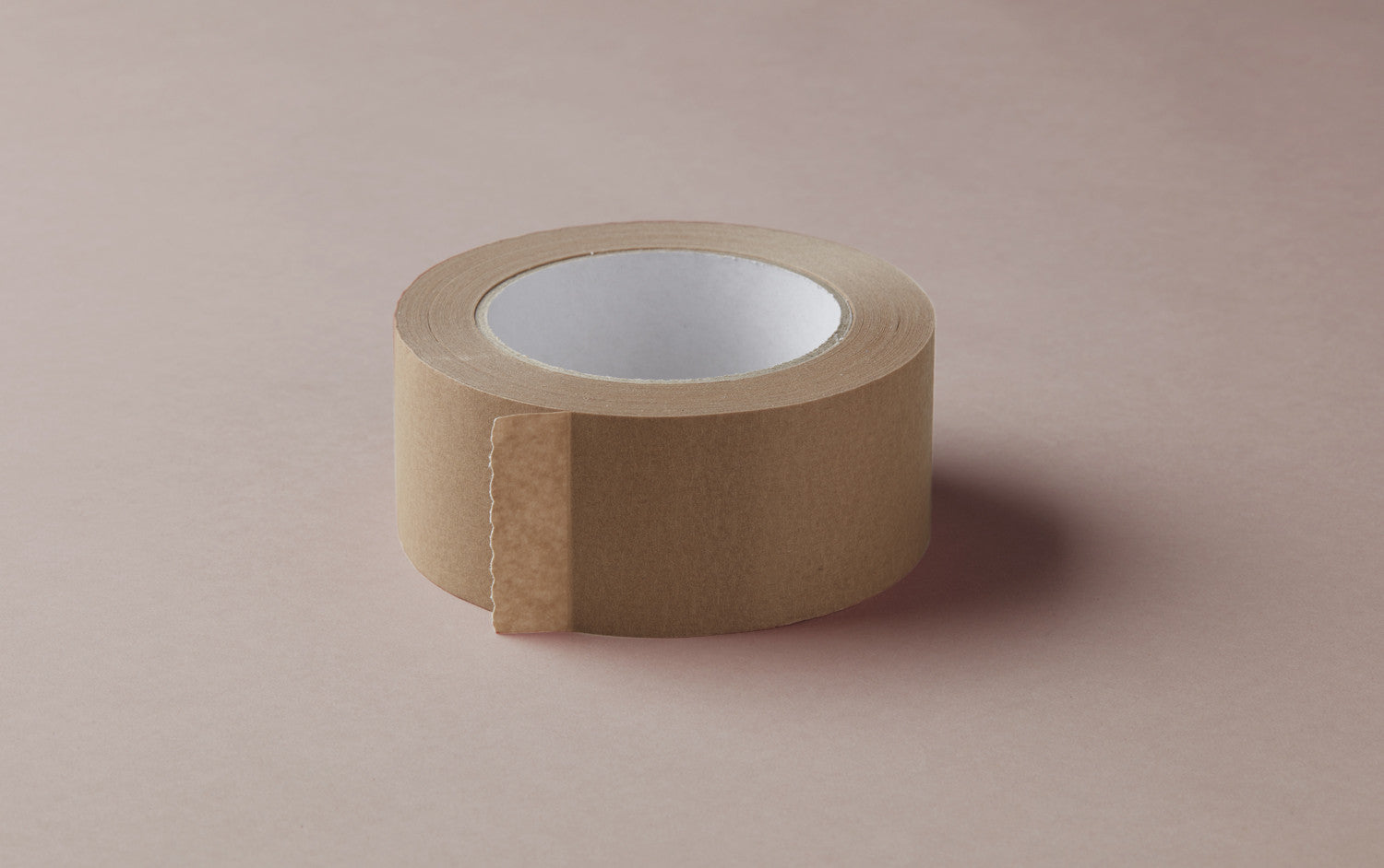 Brown paper tape roll - 5cm wide