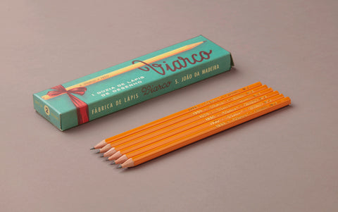 """Vintage"" 1950s Pencil Set, No. 1"