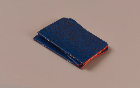 Blue Choosing Keeping Pocket Notebook
