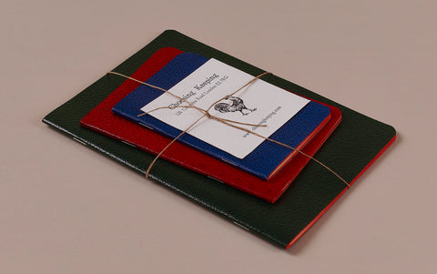 Choosing Keeping Notebook Bundle, Mixed colours