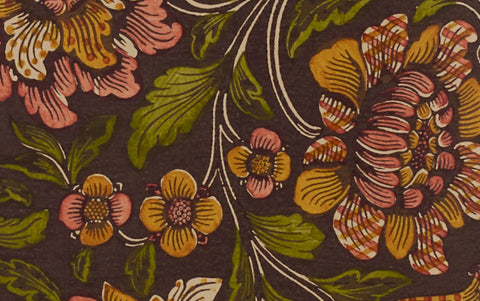 J Jeffery Paper, German Flora Pattern No. 1