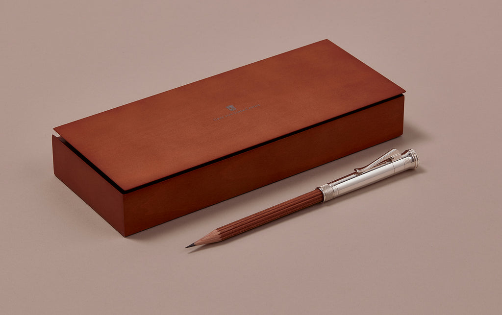 Graf Von Faber-Castell Sterling Silver Perfect Pencil