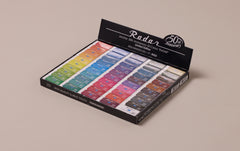 Radar 60th Anniversary Rainbow Eraser Set