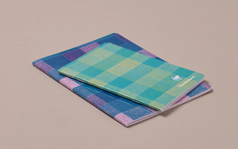 "1990 Special Edition ""Madras"" Clairefontaine Notebook"