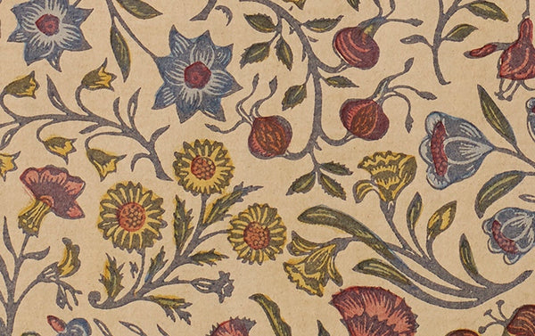 J Jeffery Paper, Small Flowers Pattern No. 5