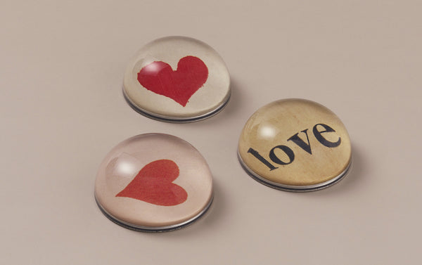 John Derian Paperweights, Love assortment