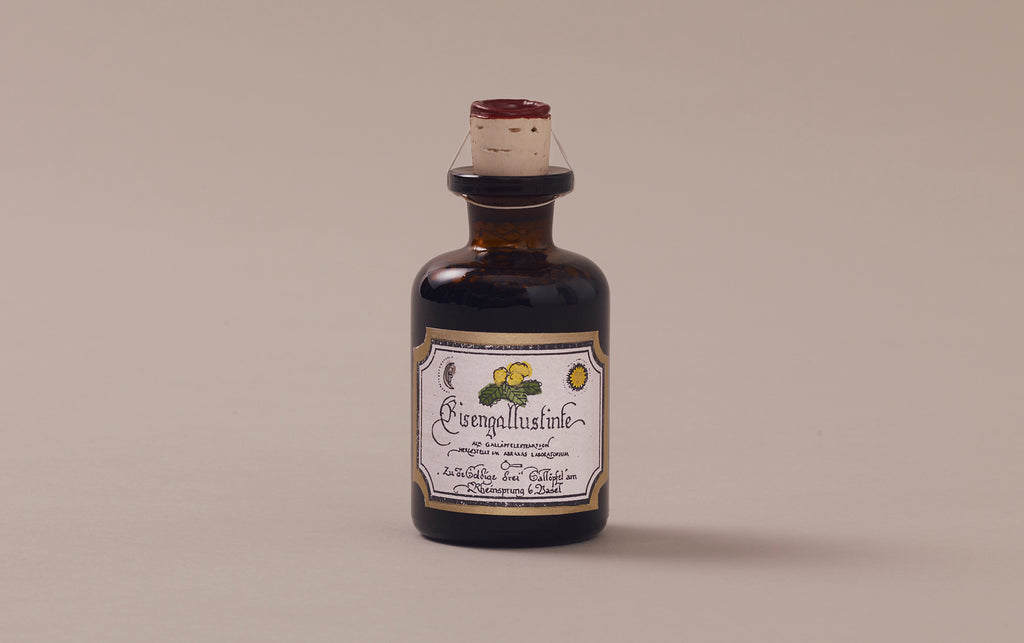 Abraxas Writing and Drawing Ink, 50ml Iorn Gall Ink Bottle