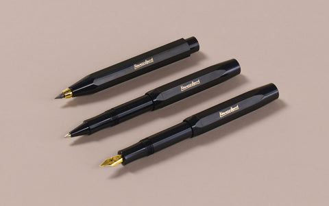 Black Kaweco Classic Sport Fountain Pen