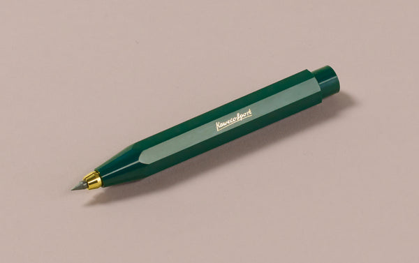 Green Kaweco Classic Sport 3.2mm Clutch Pencil