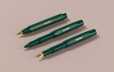 Green Kaweco Classic Sport Rollerball Pen