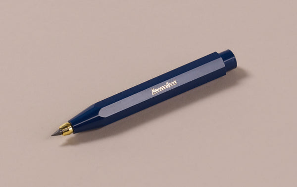 Navy Kaweco Classic Sport 3.2mm Clutch Pencil