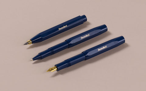 Navy Kaweco Classic Sport Fountain Pen