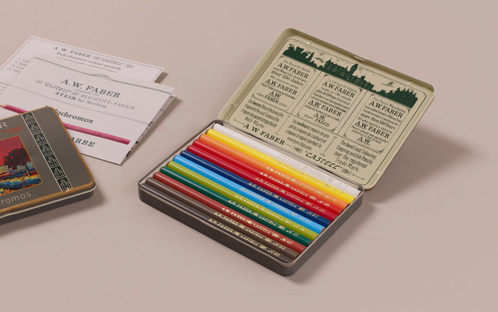 "Special Edition ""111 Years Of Colour"" Polychromos Coloured Pencils, Set of 12"