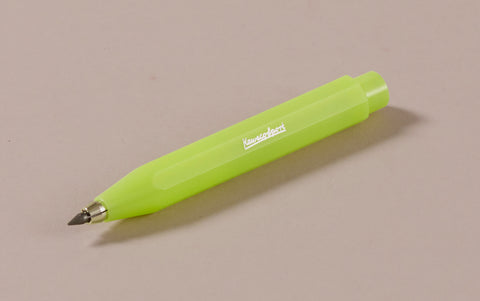Fine Lime Kaweco Frosted Sport 3.2mm Clutch Pencil