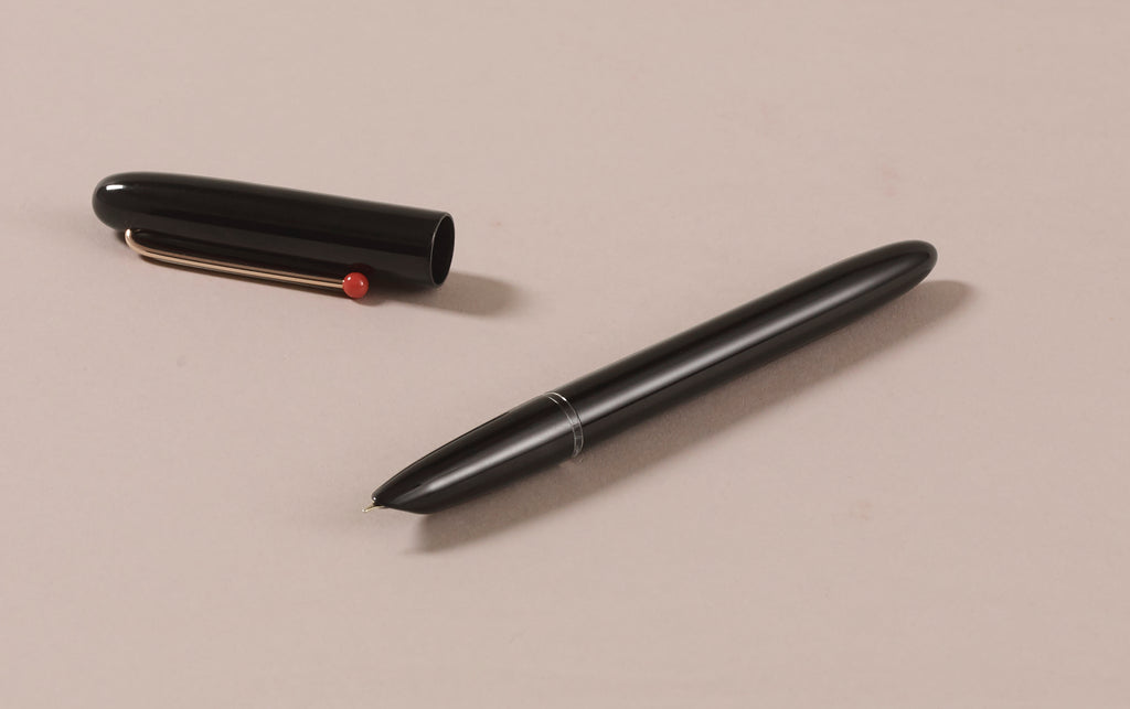 Retro Fountain Pen, Black